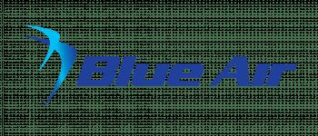 Blue Air Logo Logo