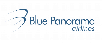 Blue Panorama Airlines S.p.A. Logo Logo