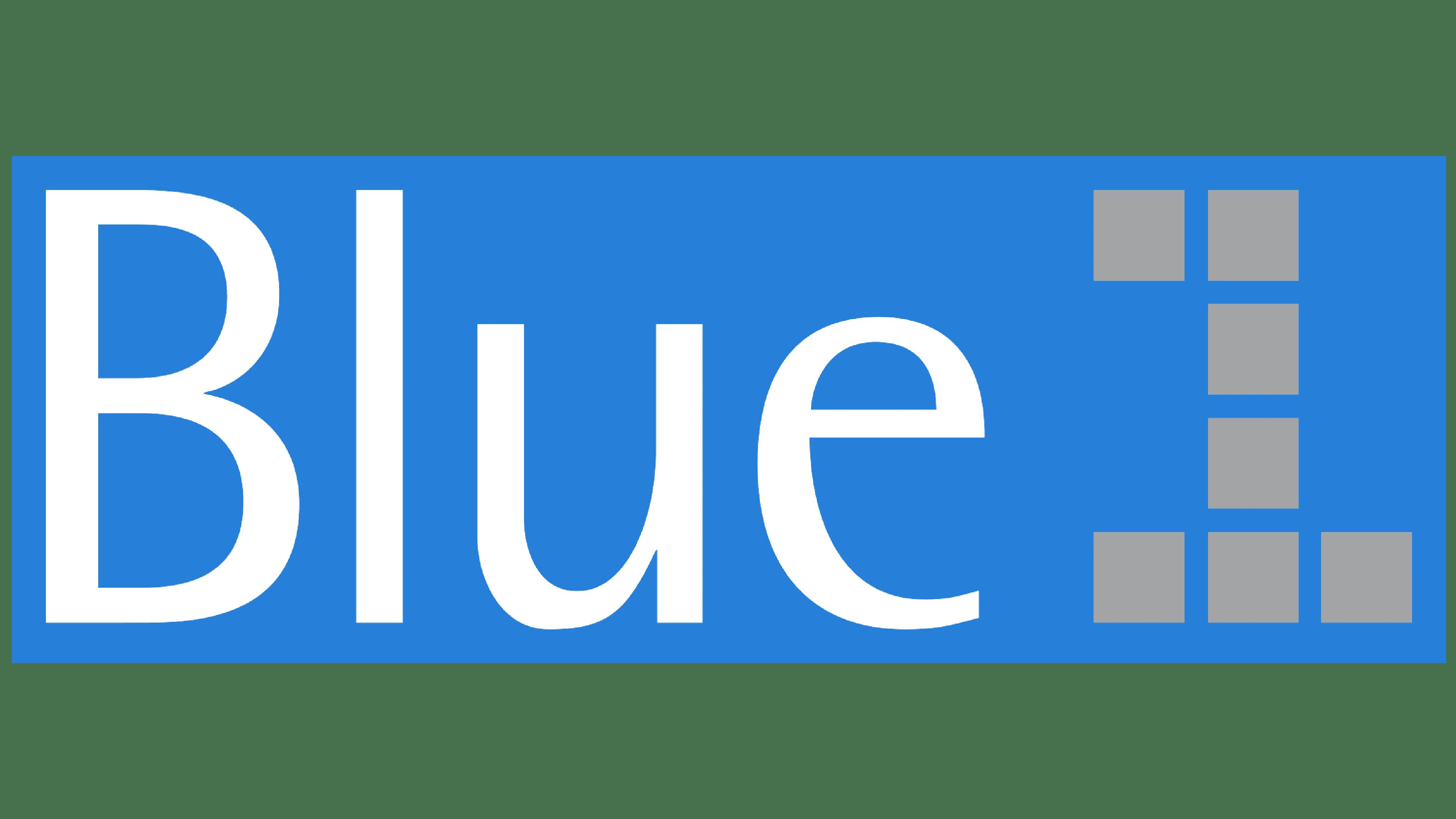 Blue1 Logo Logo