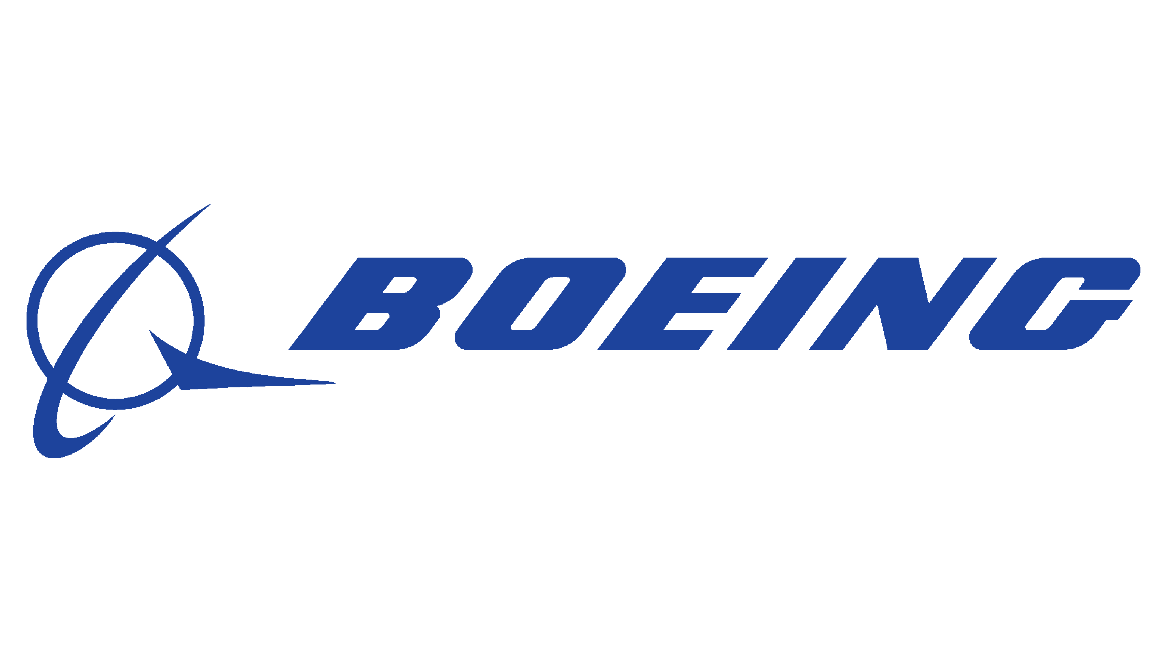 Boeing Commercial Airplanes Logo Logo