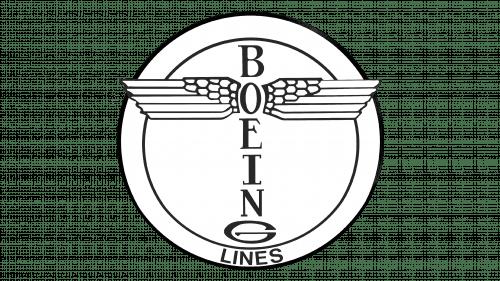 Boeing Logo 1930