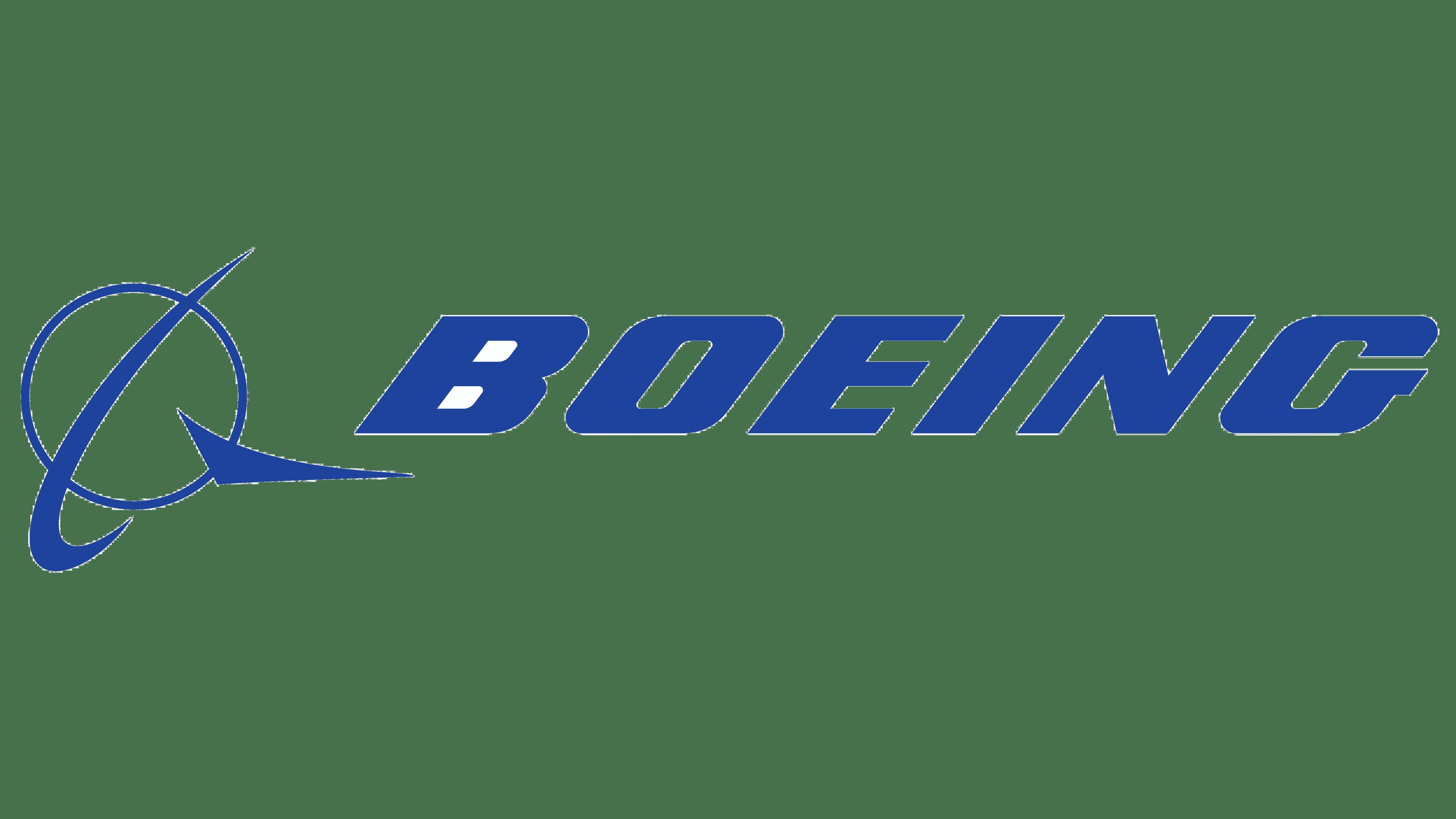 Boeing Logo Logo