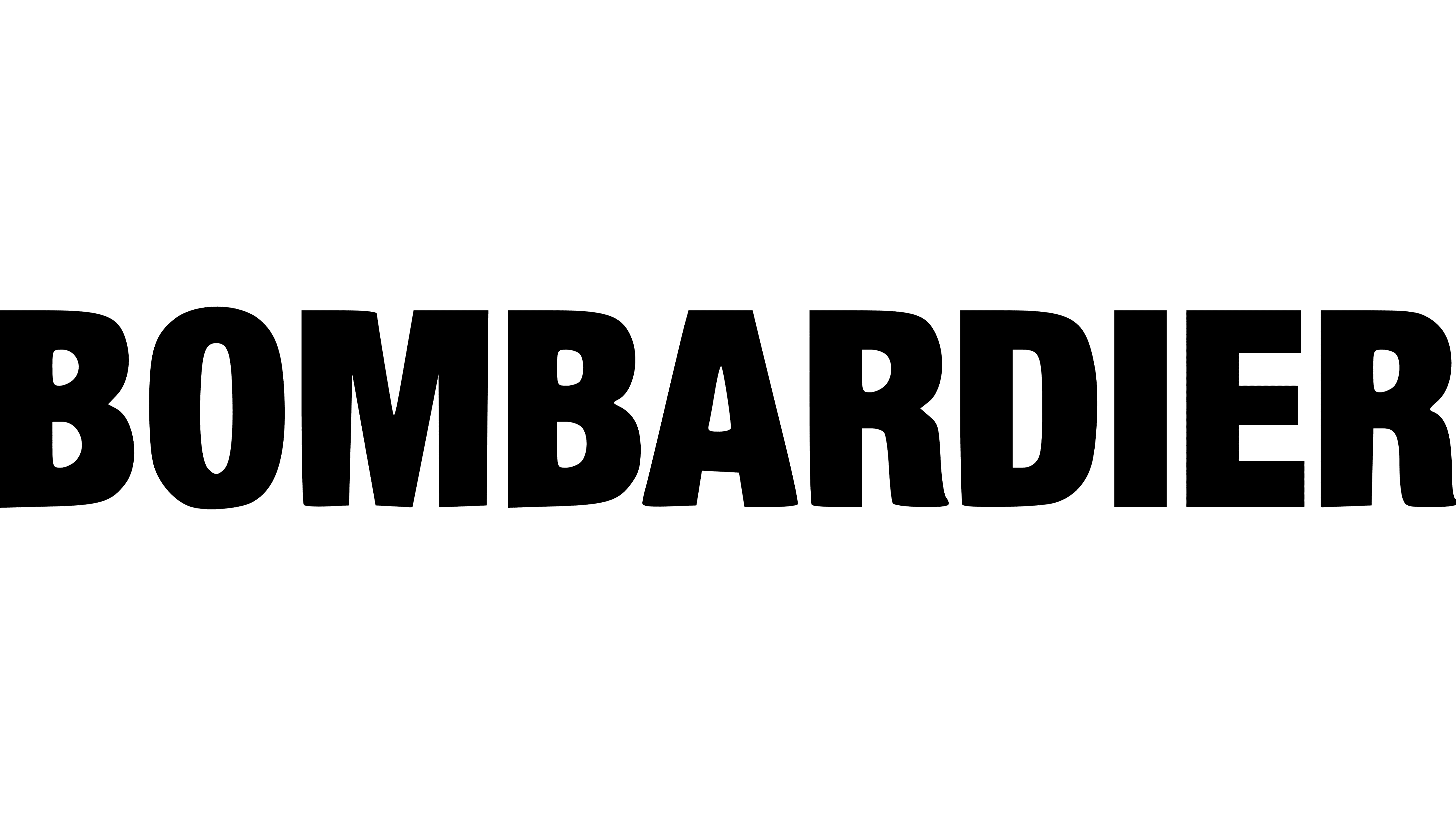 Bombardier Logo Logo