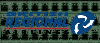 British Regional Airlines Logo Logo