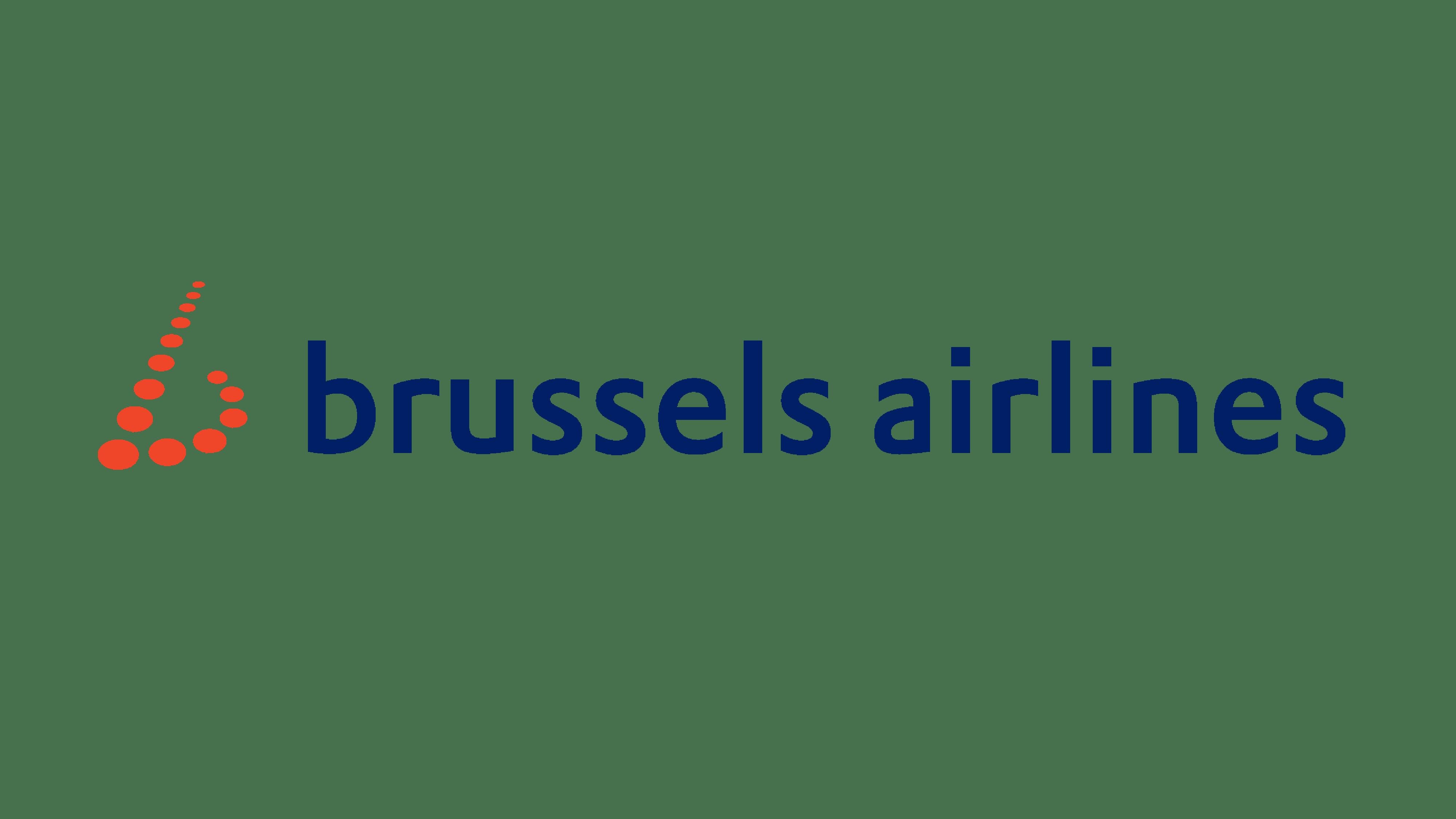 Brussels Airlines Logo Logo
