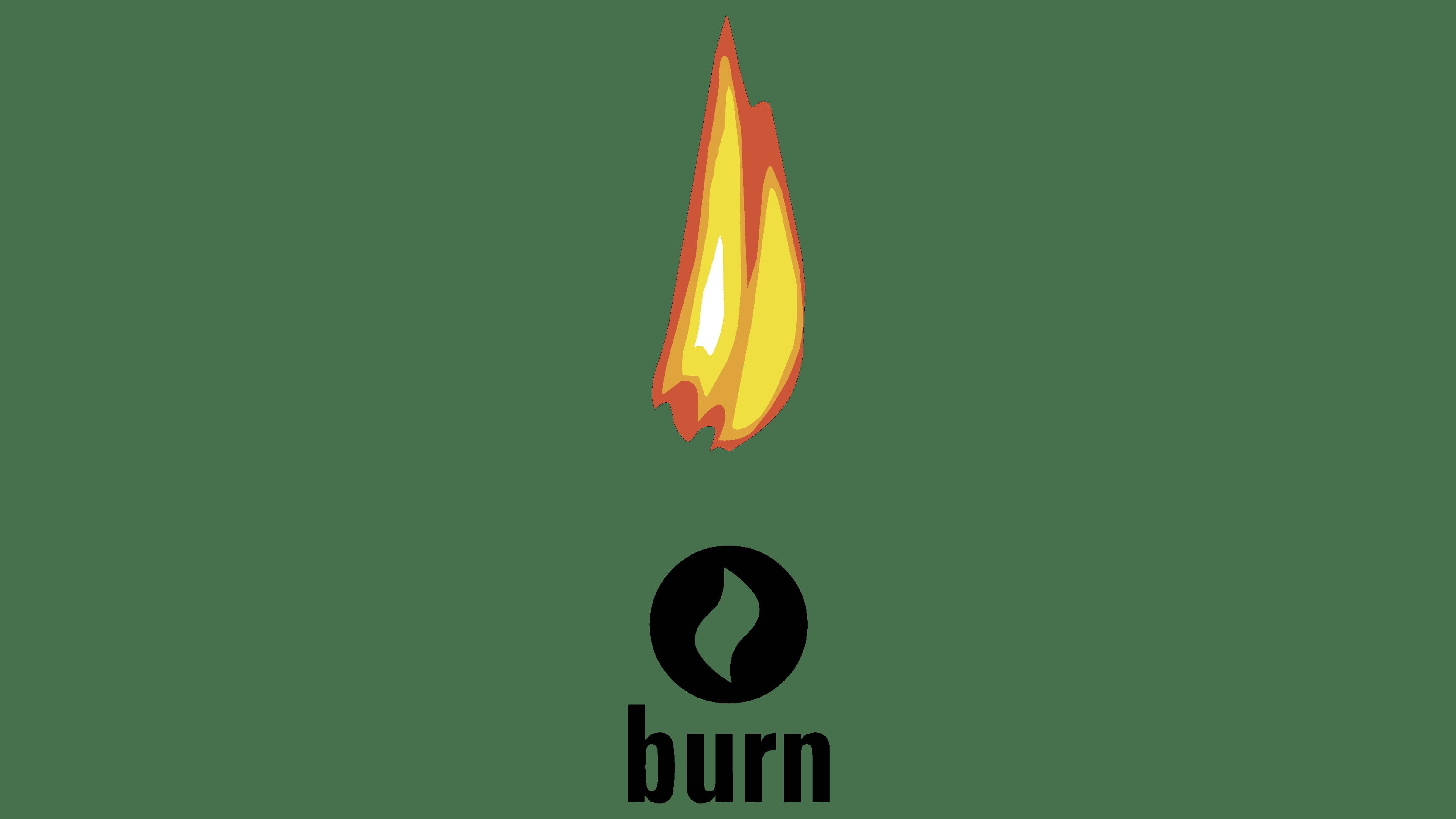 Burn Logo Logo