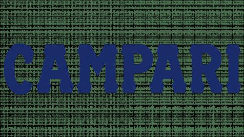 Campari Logo 1987