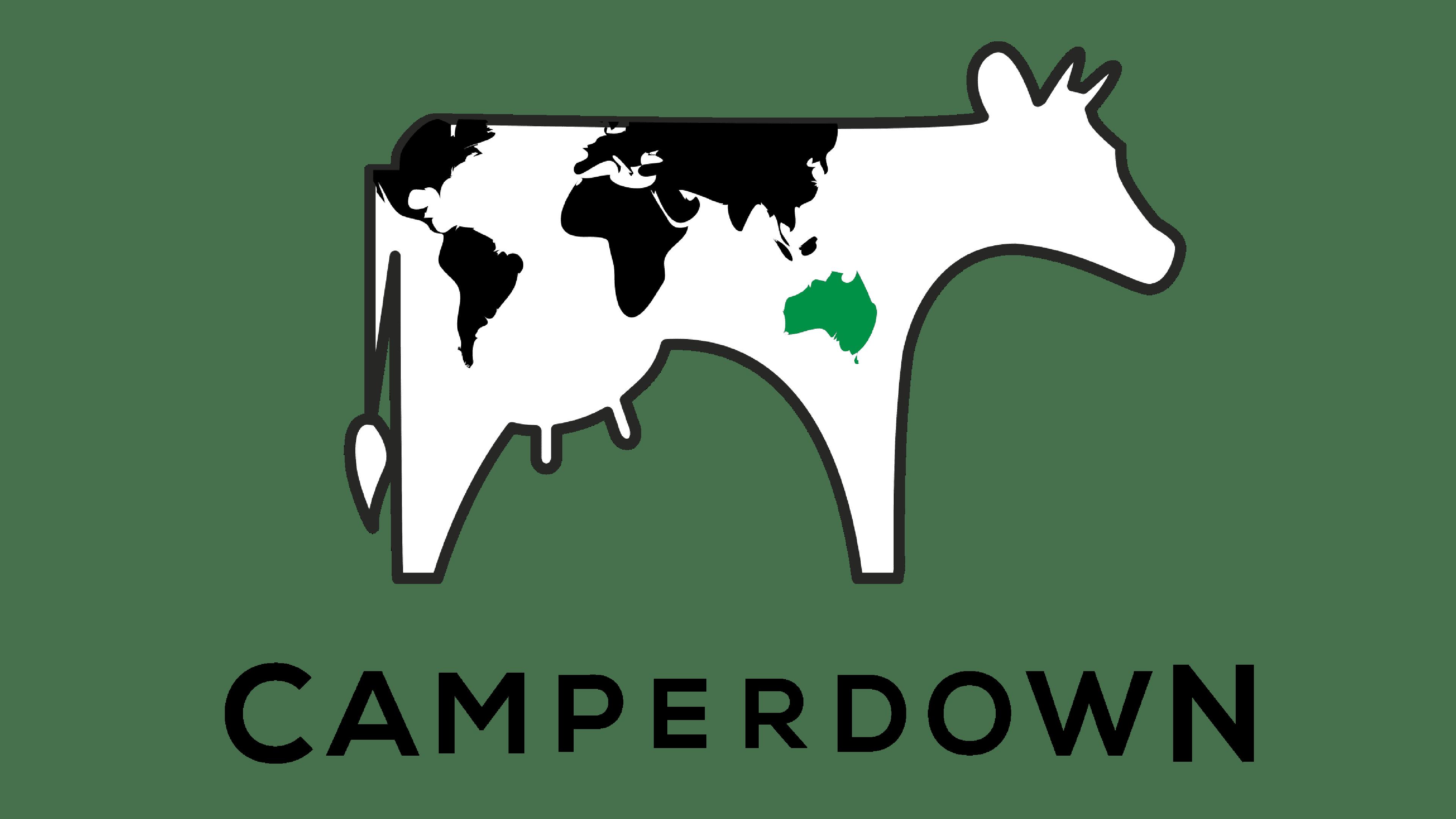 Camperdown Dairy International Logo Logo