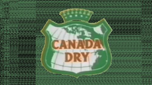 Canada Dry Logo 1958
