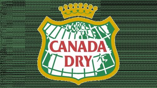 Canada Dry Logo 1990