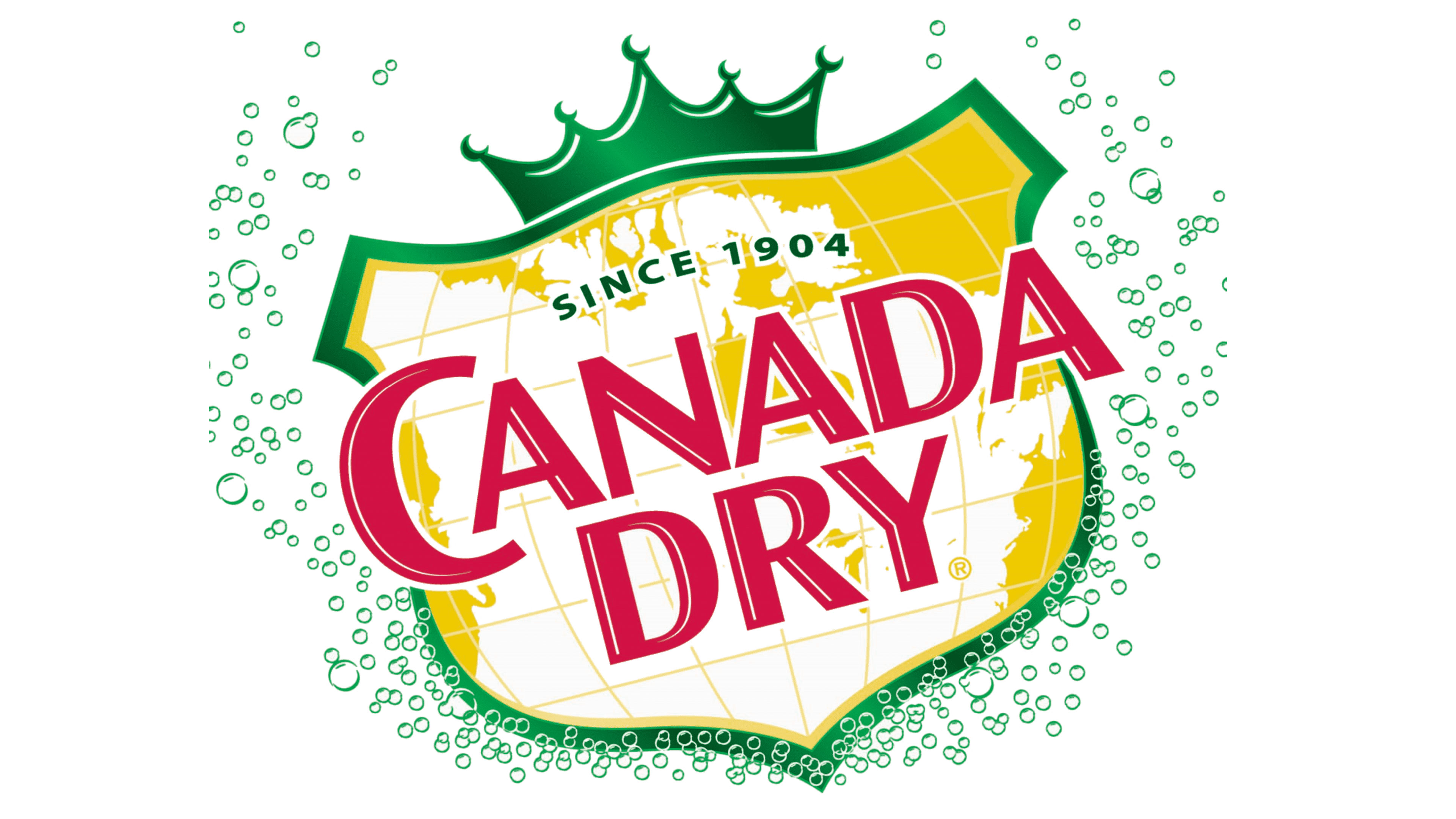 Canada Dry Logo Logo