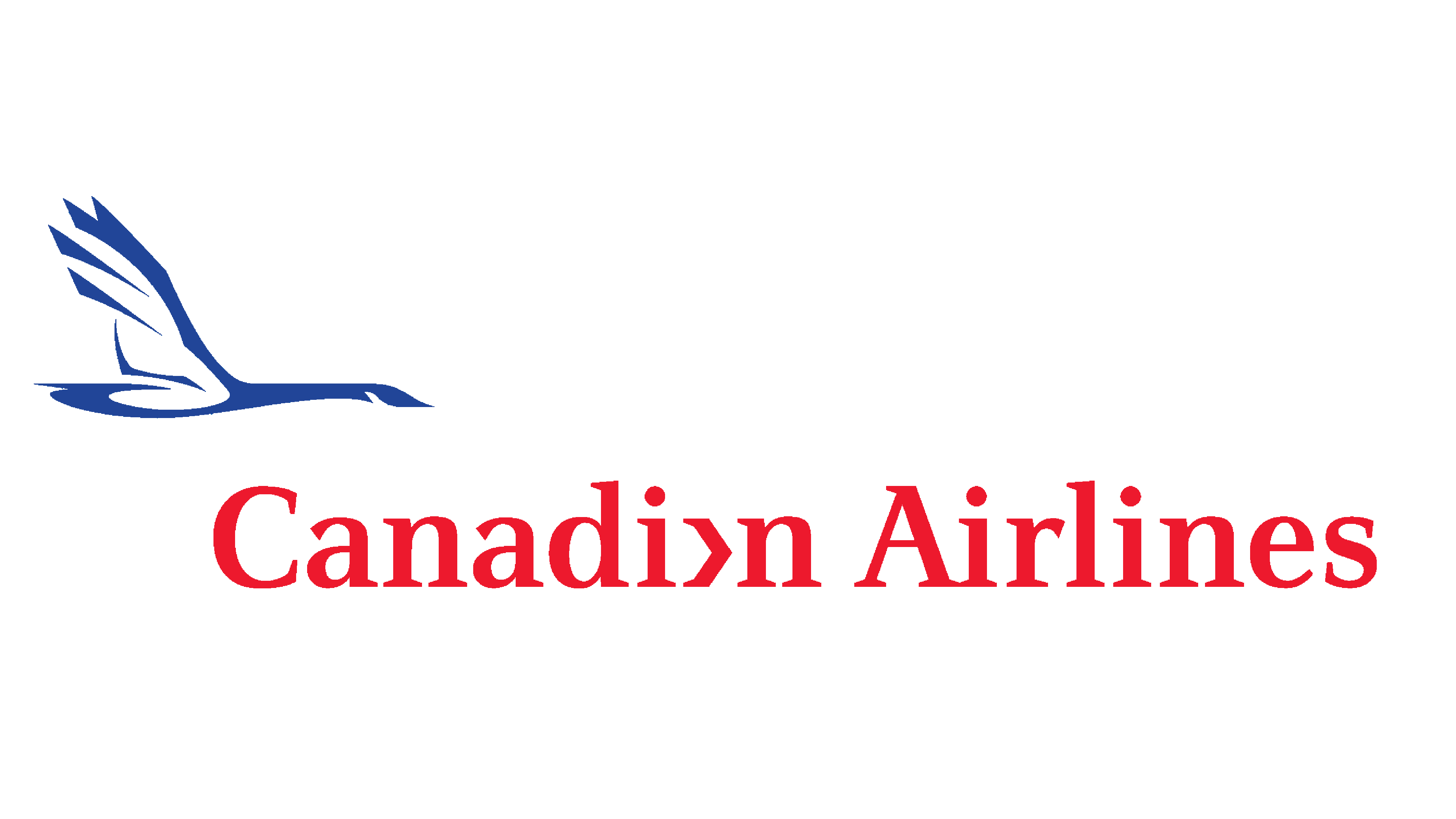Canadian Airlines Logo Logo