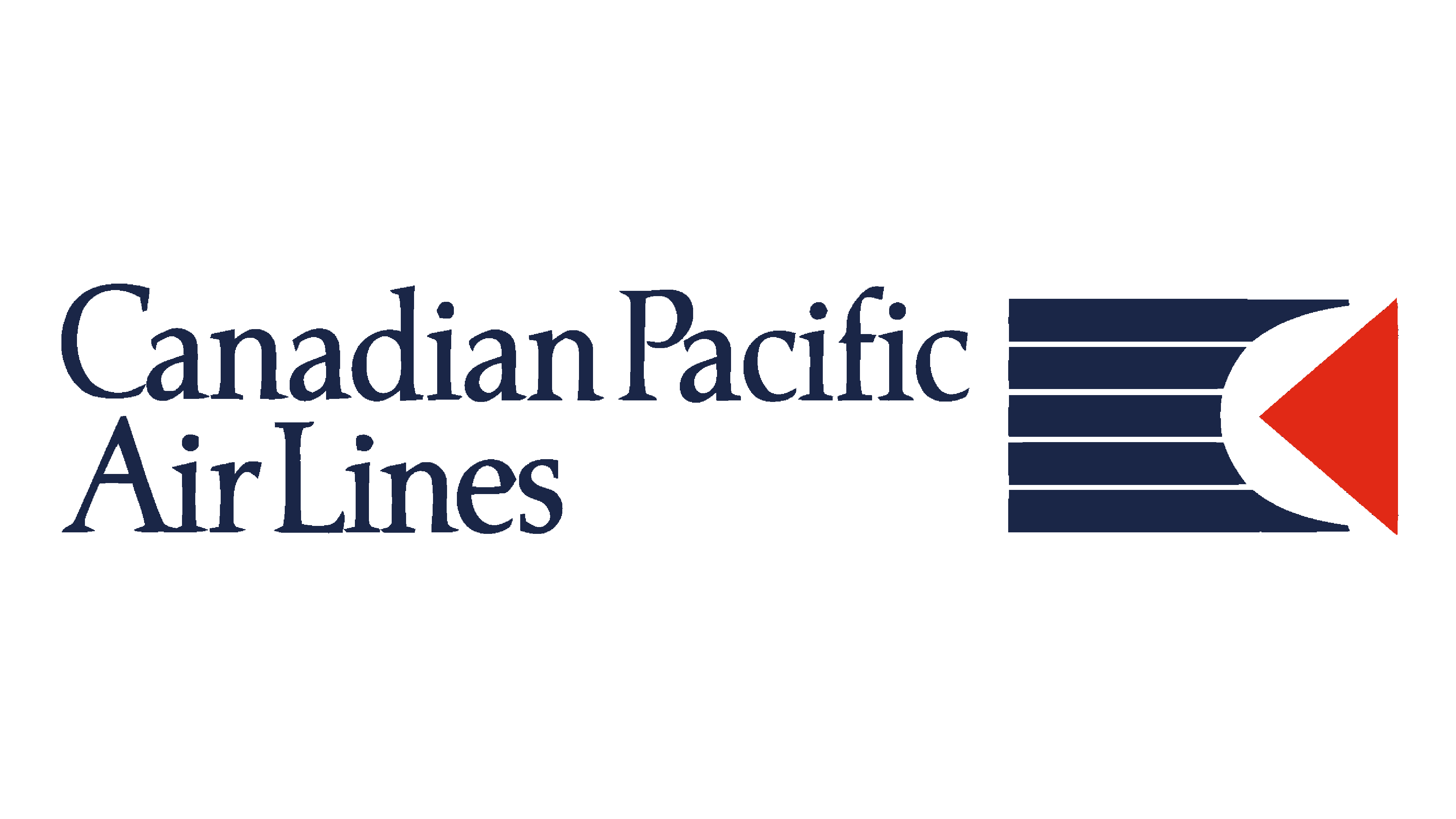 Canadian Pacific Air Lines Logo Logo