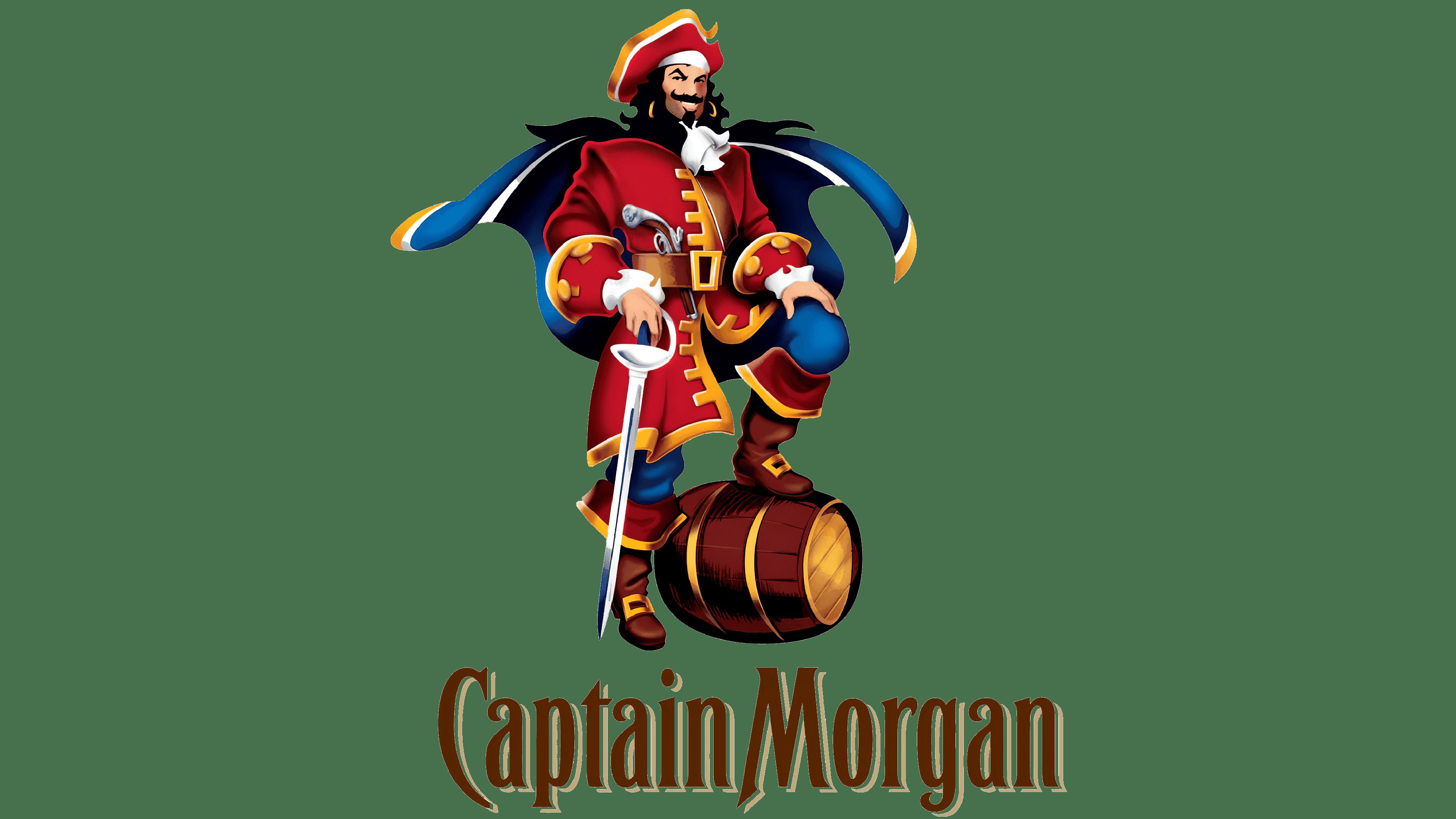 Captain Morgan Logo Logo