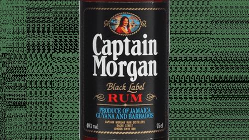 Captain Morgan Logo 1970