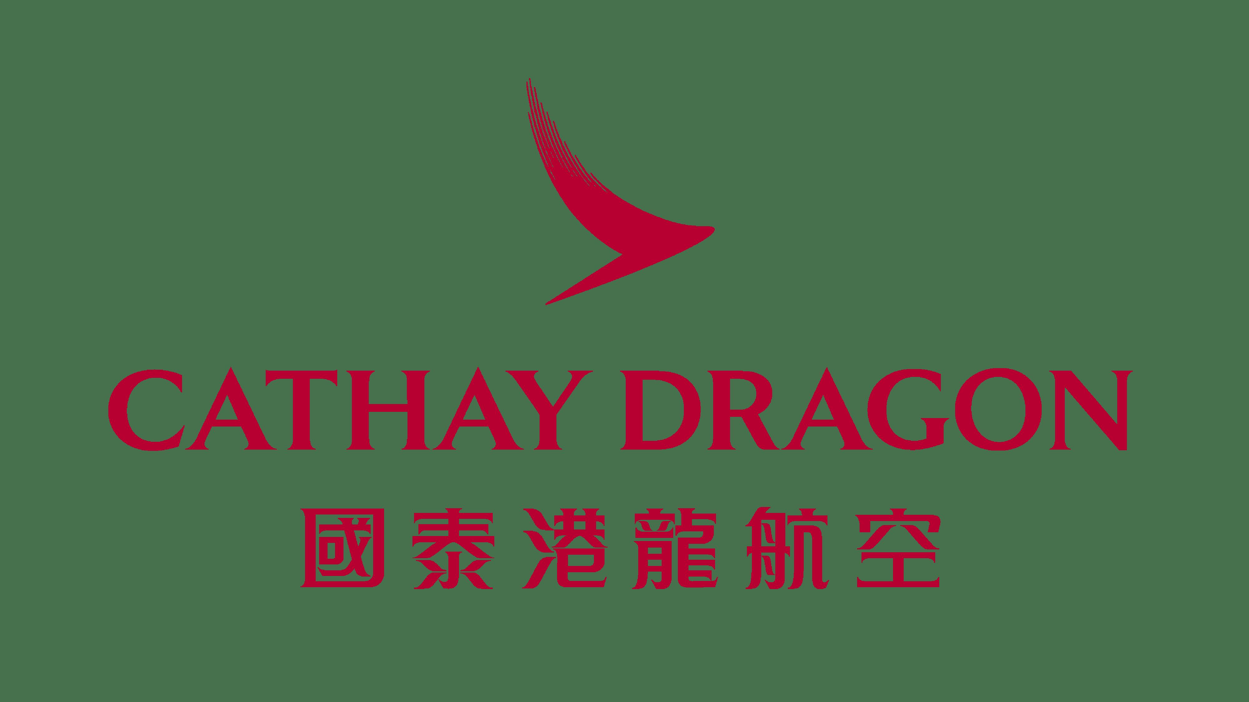 Cathay Dragon Logo Logo