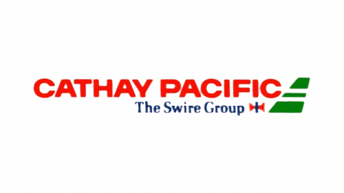 Cathay Pacific Logo 1983