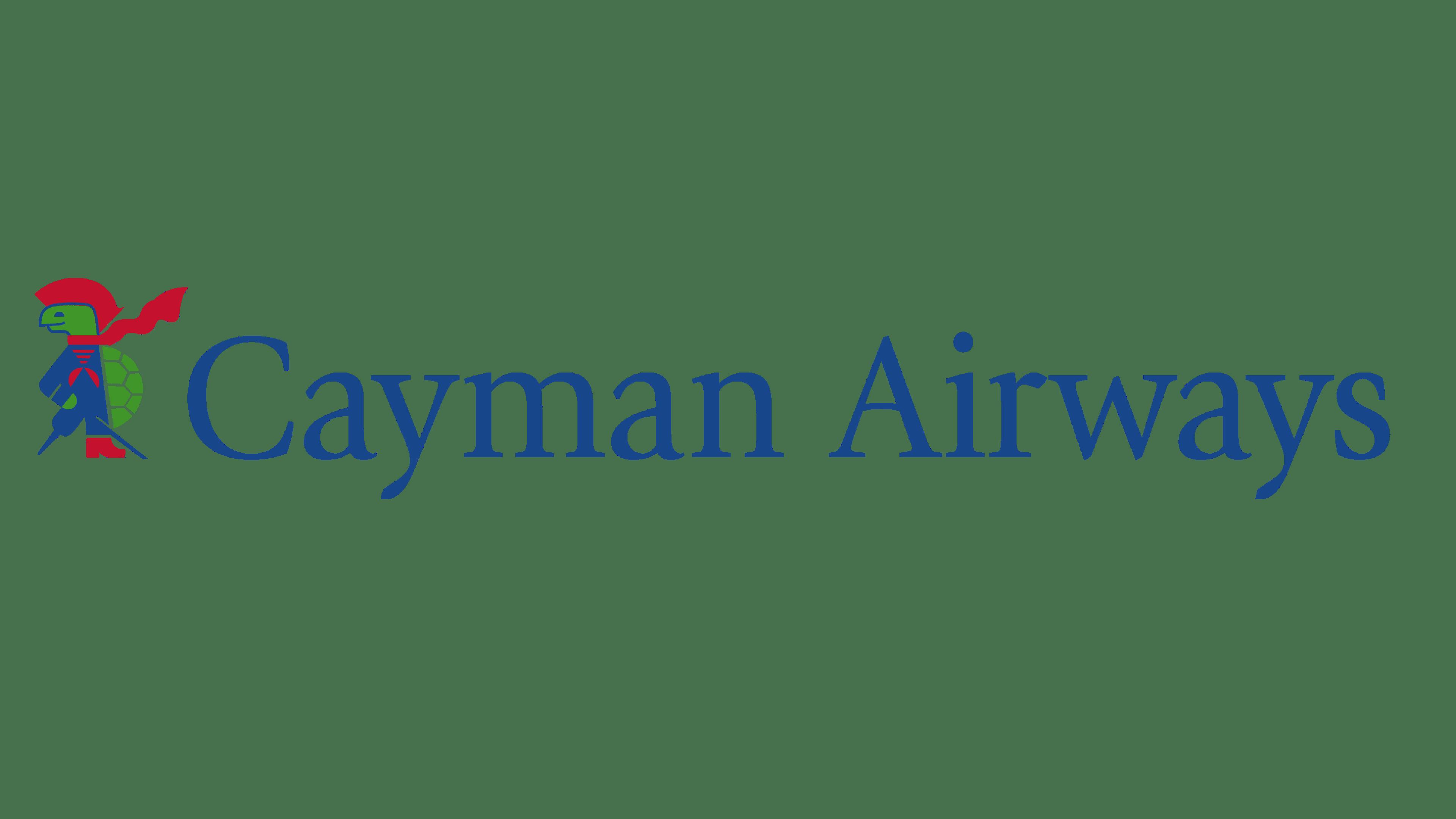 Cayman Airways Logo Logo