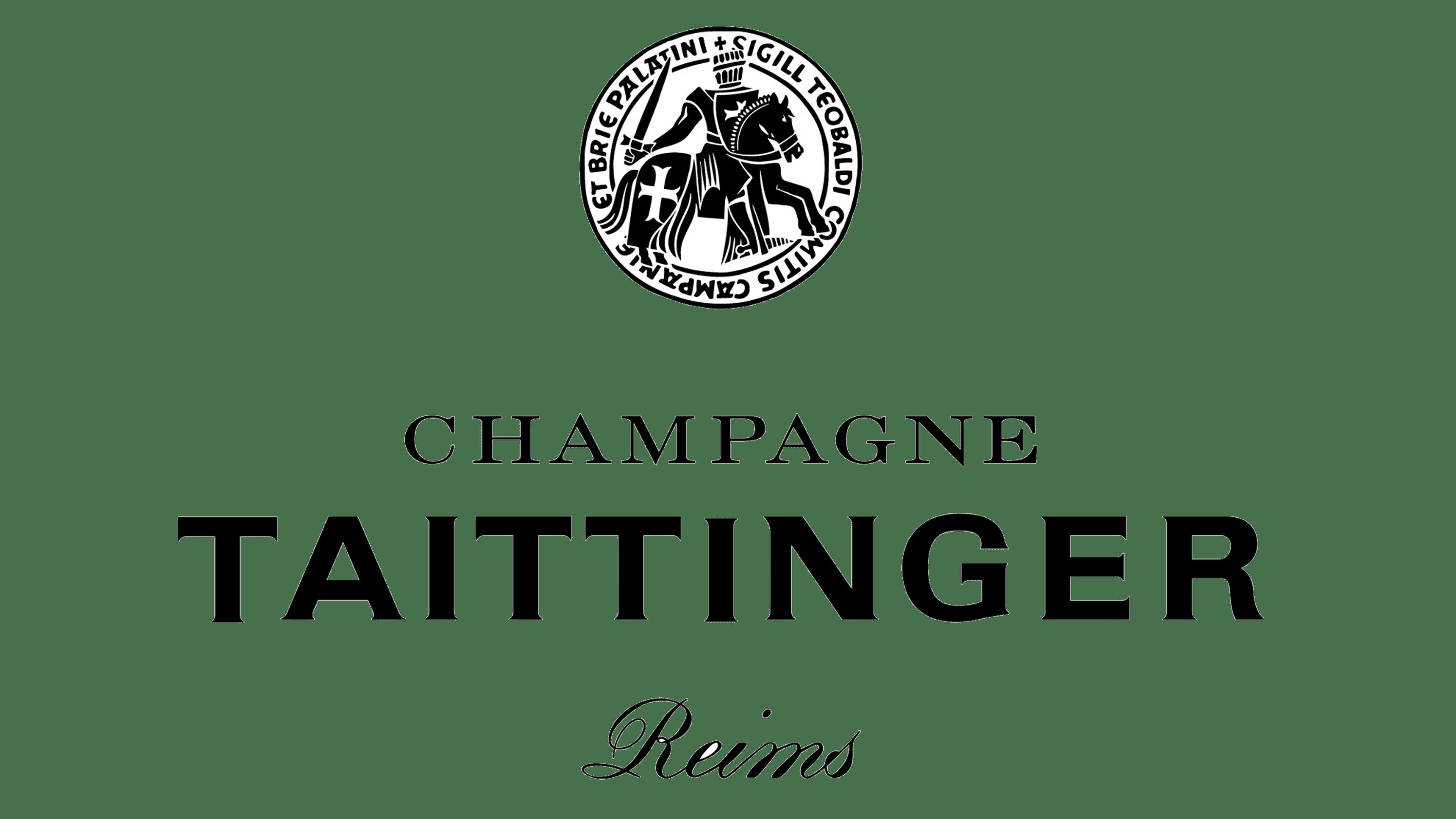 Champagne Taittinger Logo Logo