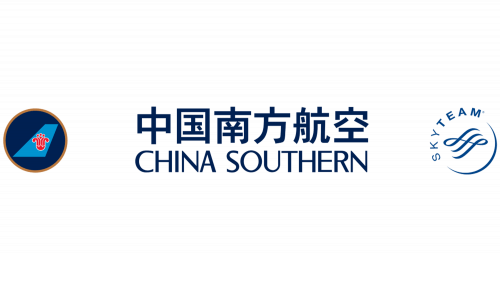 China Southern Airlines Logo 2004