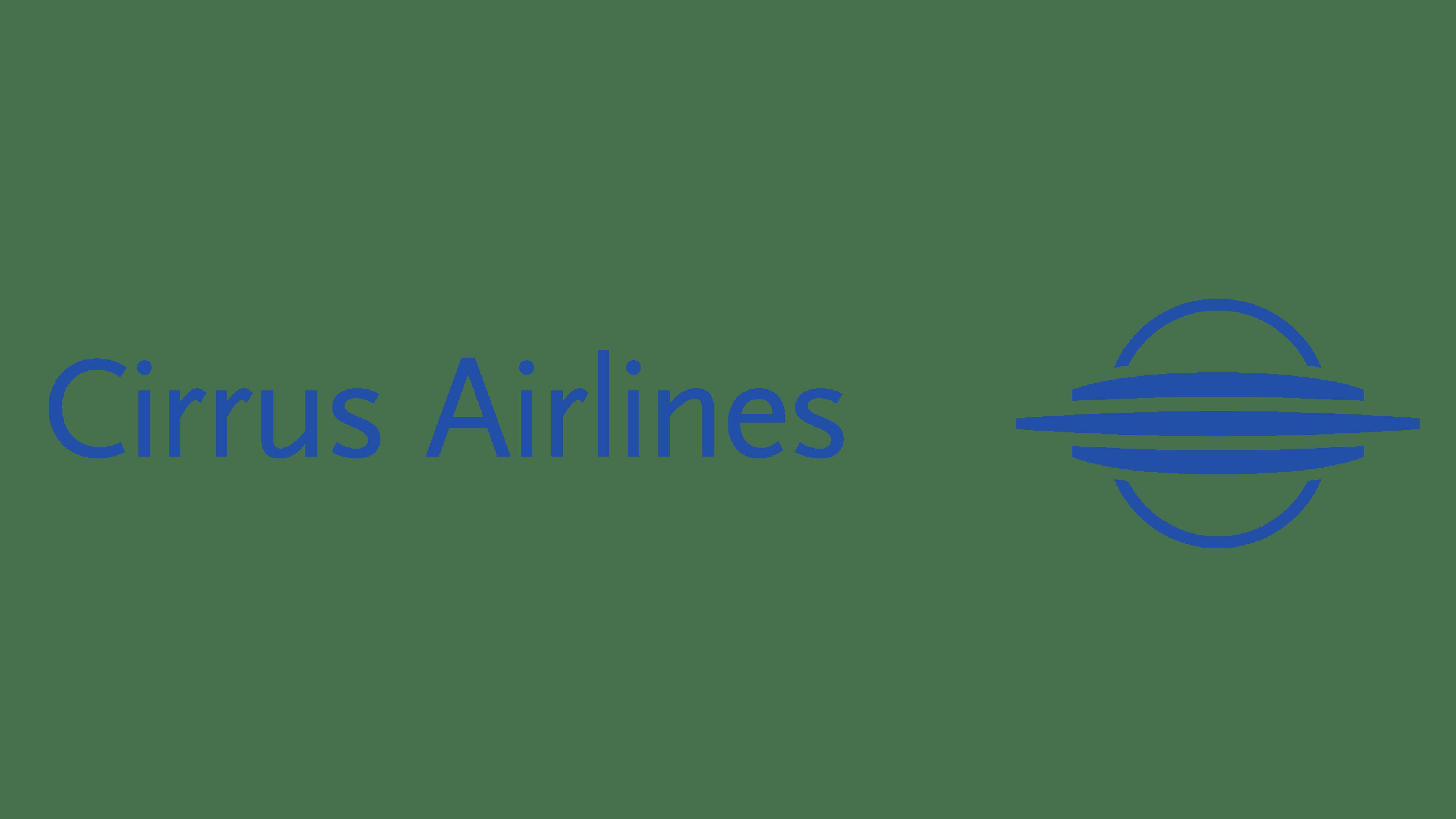 Cirrus Airlines Logo Logo