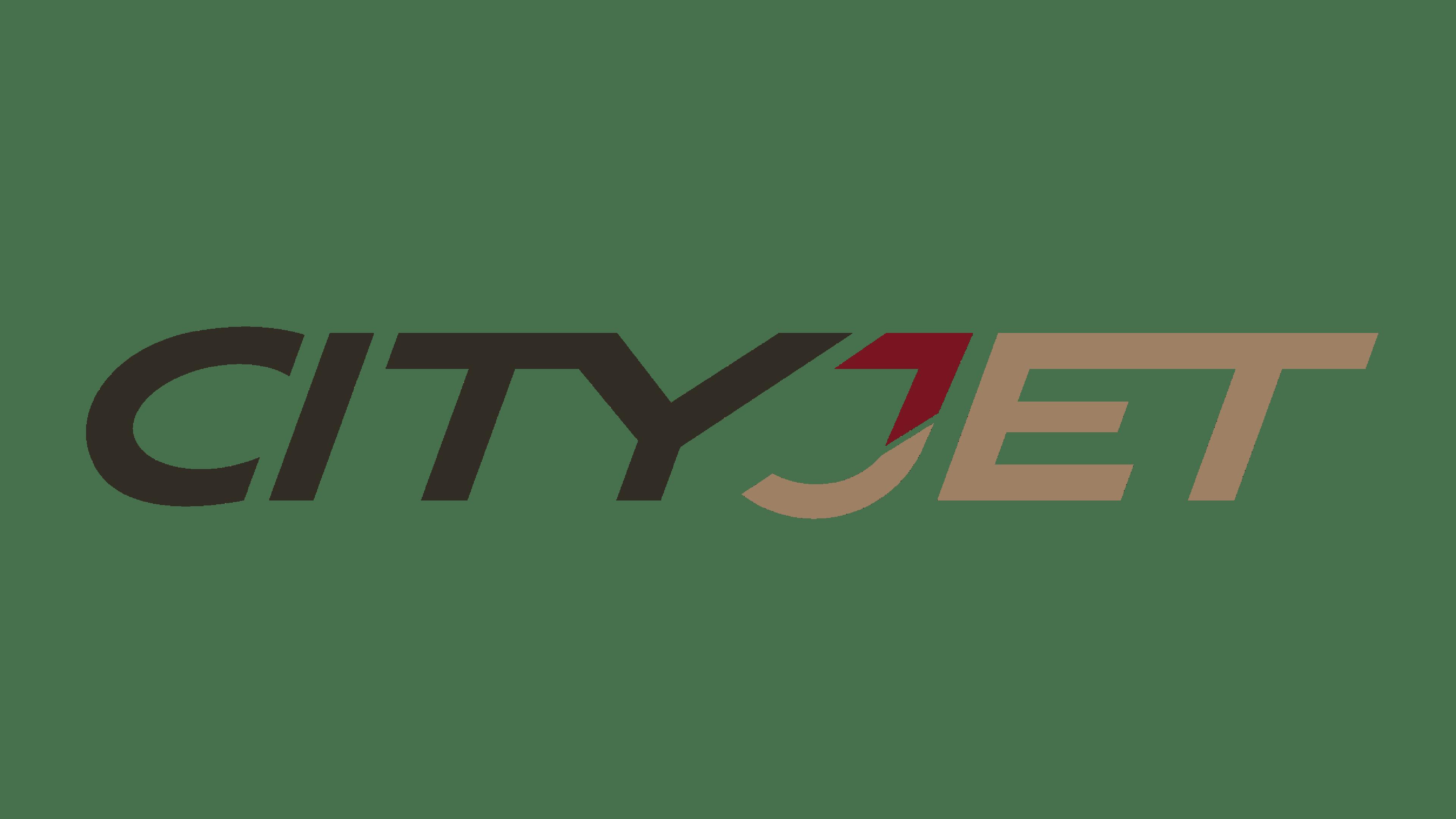 CityJet Logo Logo