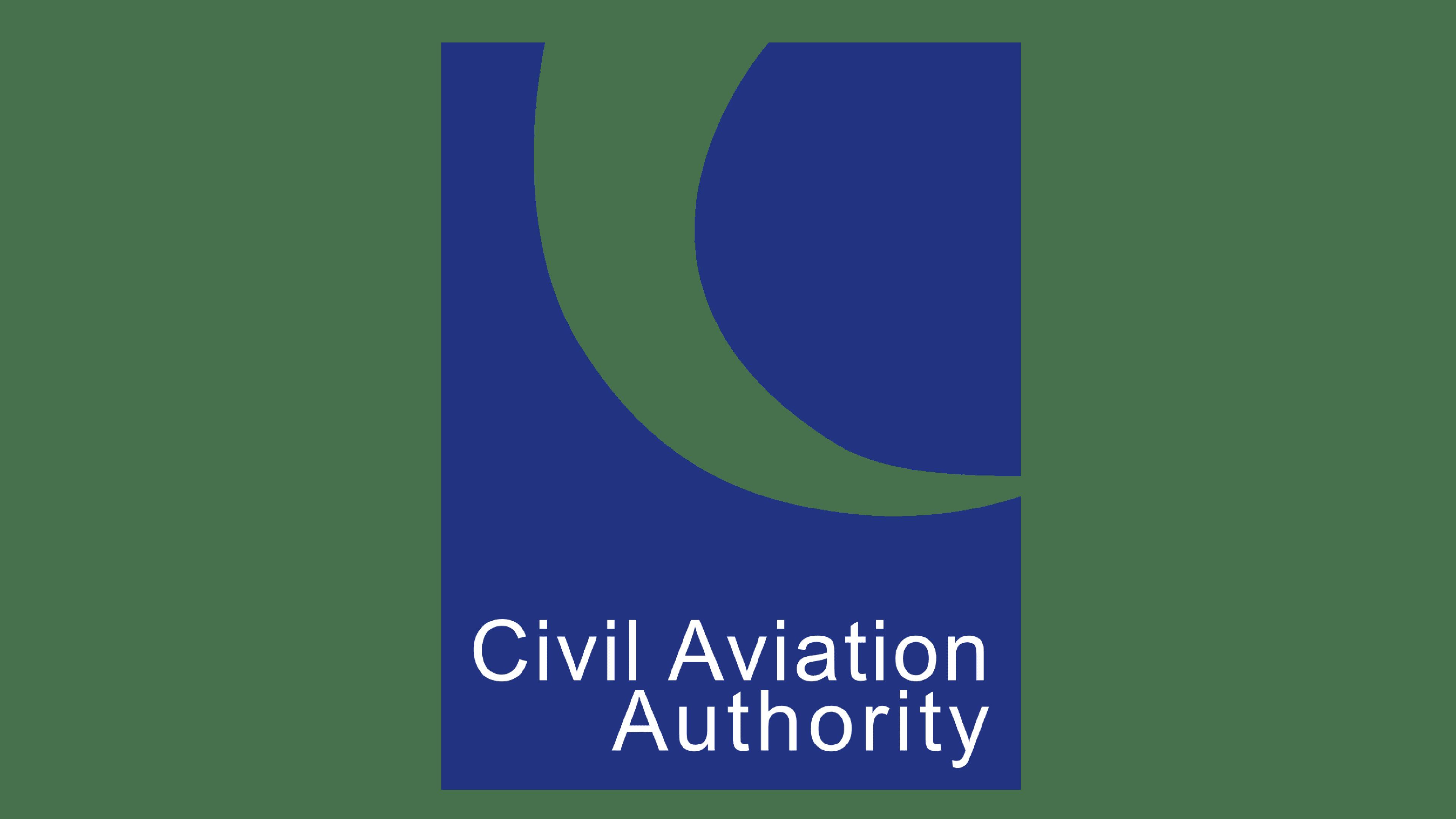 Civil Aviation Authority Logo Logo