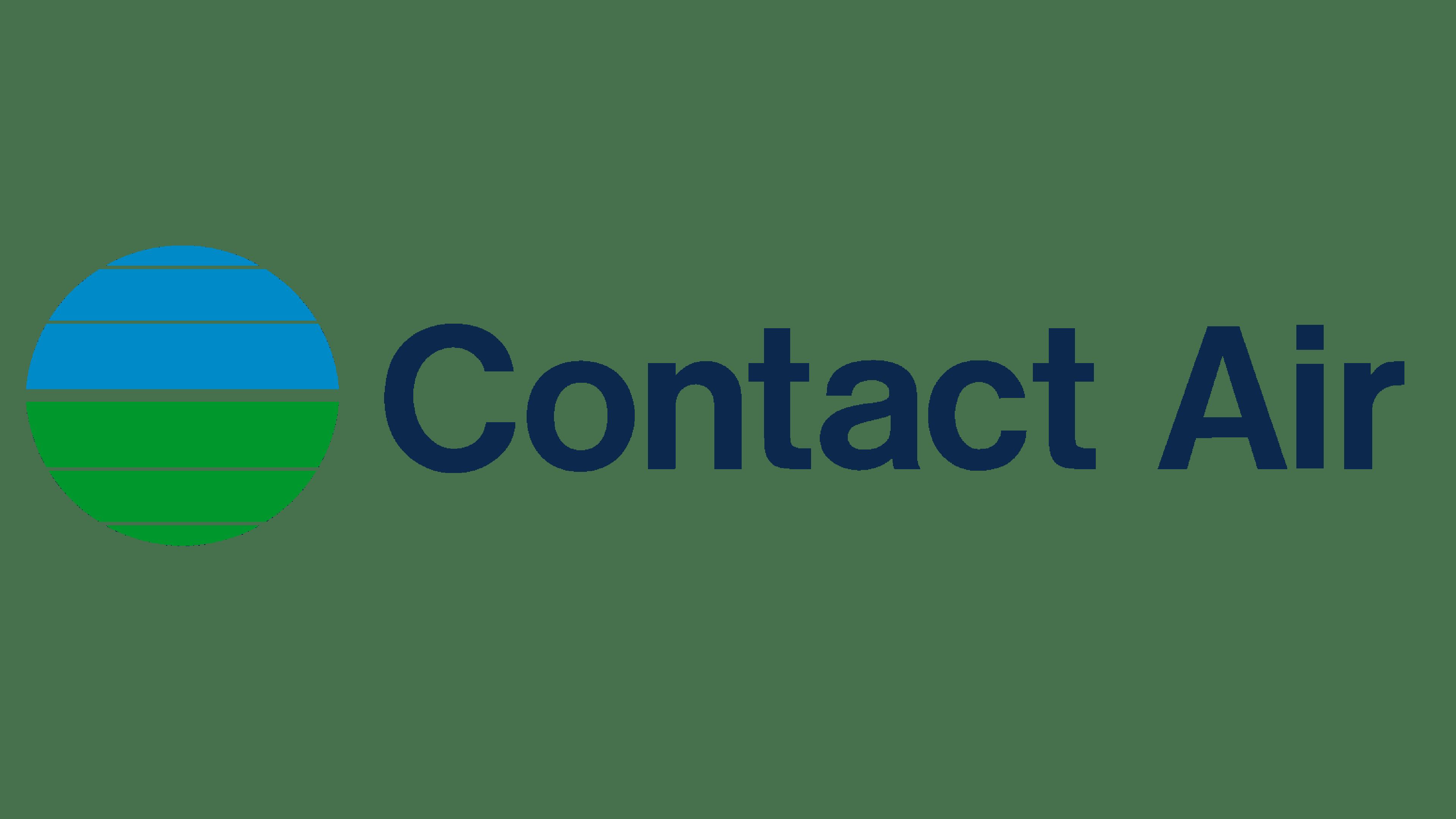Contact Air Logo Logo