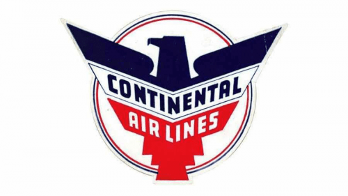 Continental Airlines Logo 1937