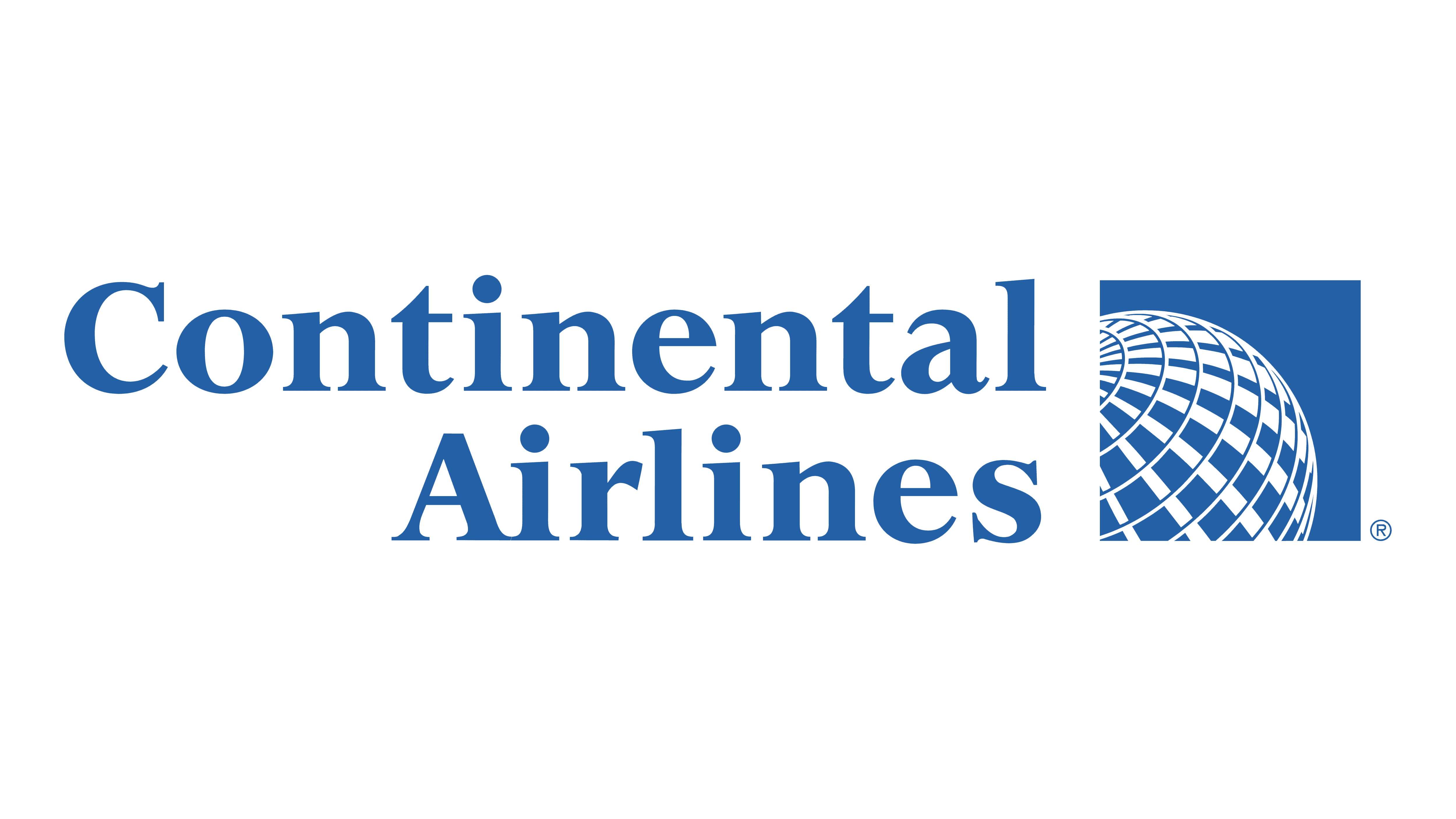 Continental Airlines Logo Logo