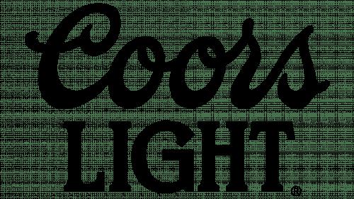 Coors Light Logo 1980