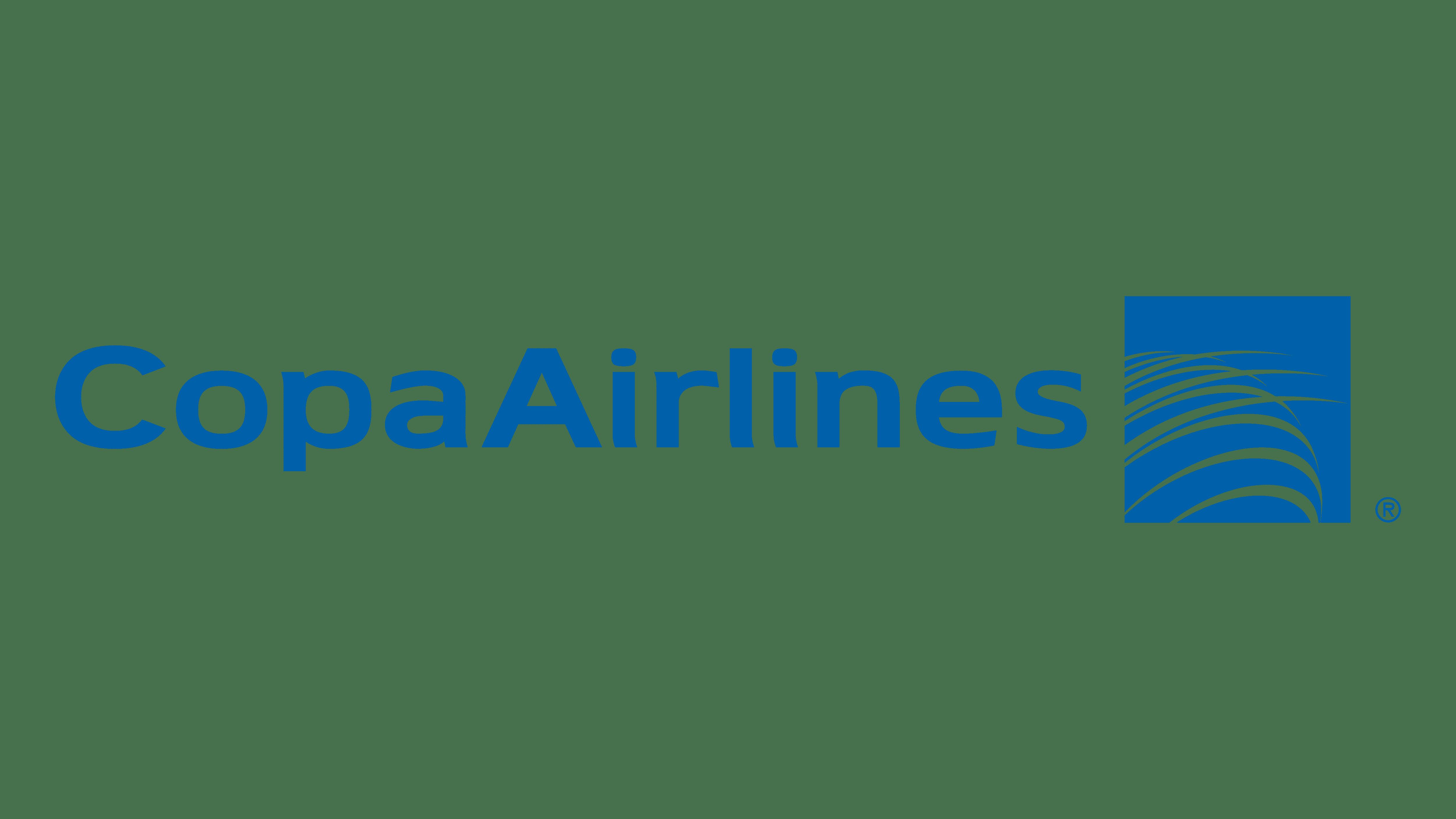 Copa Airlines Logo Logo