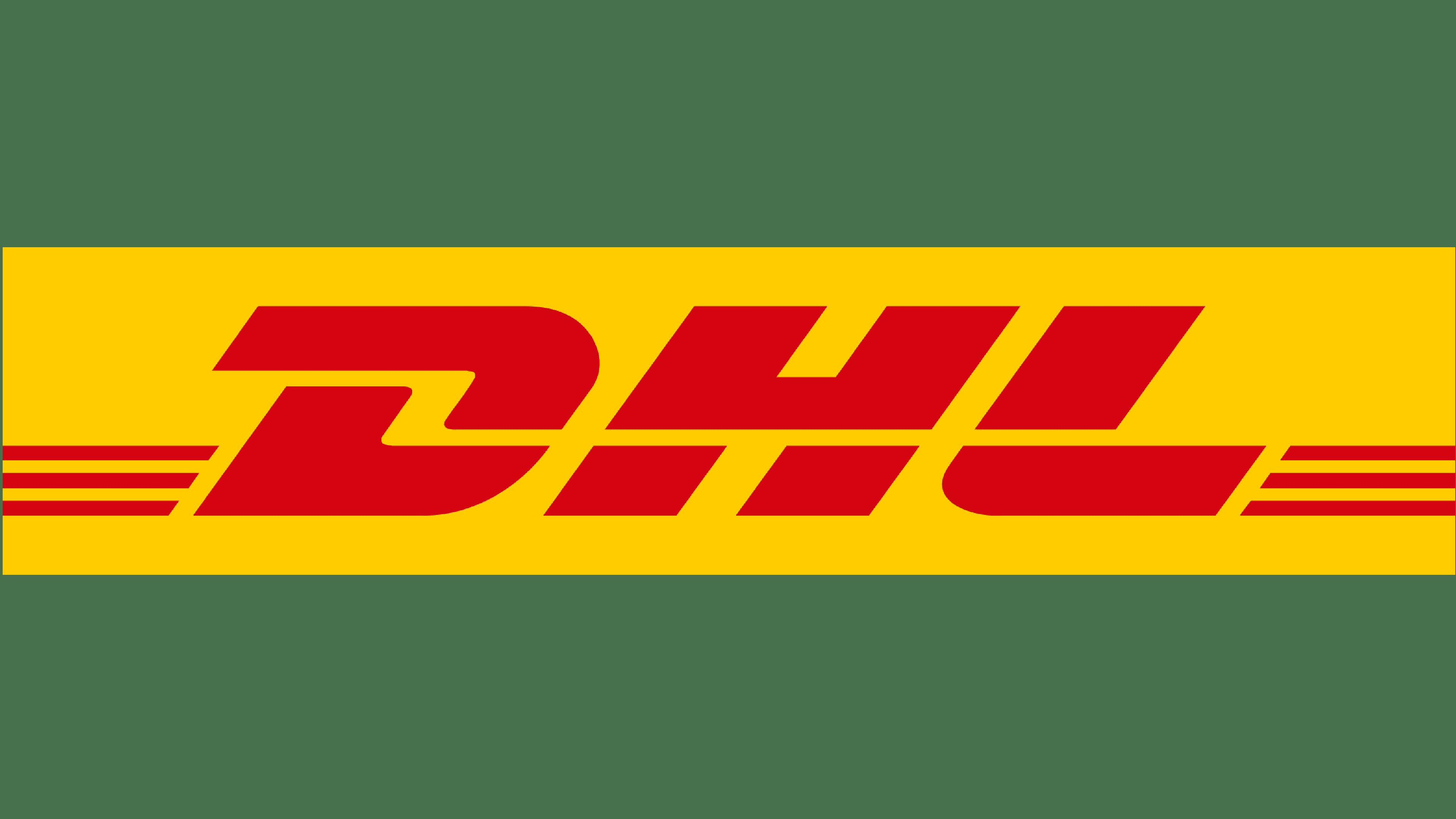 DHL Air UK Logo Logo