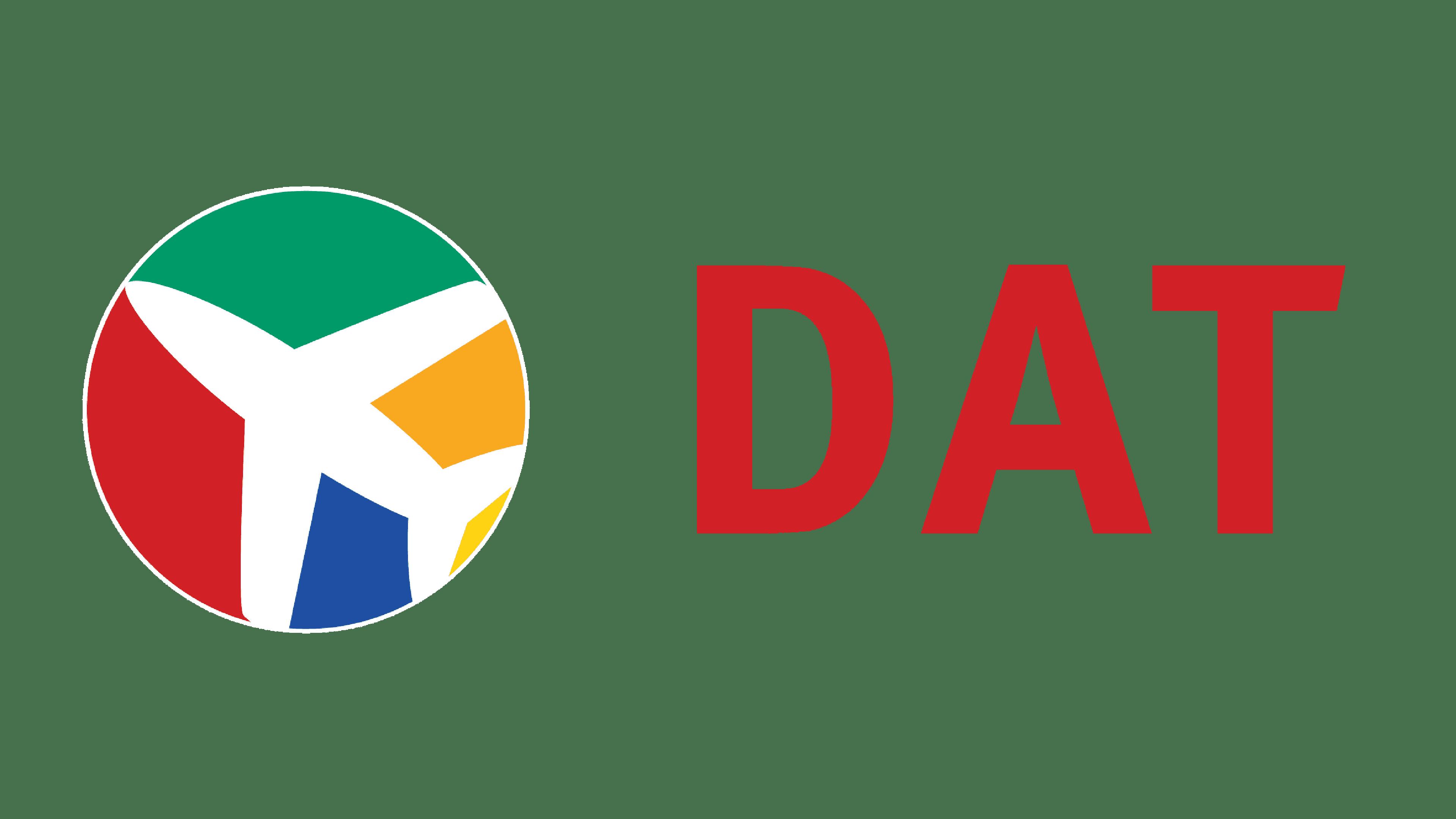 Danish Air Transport Logo Logo