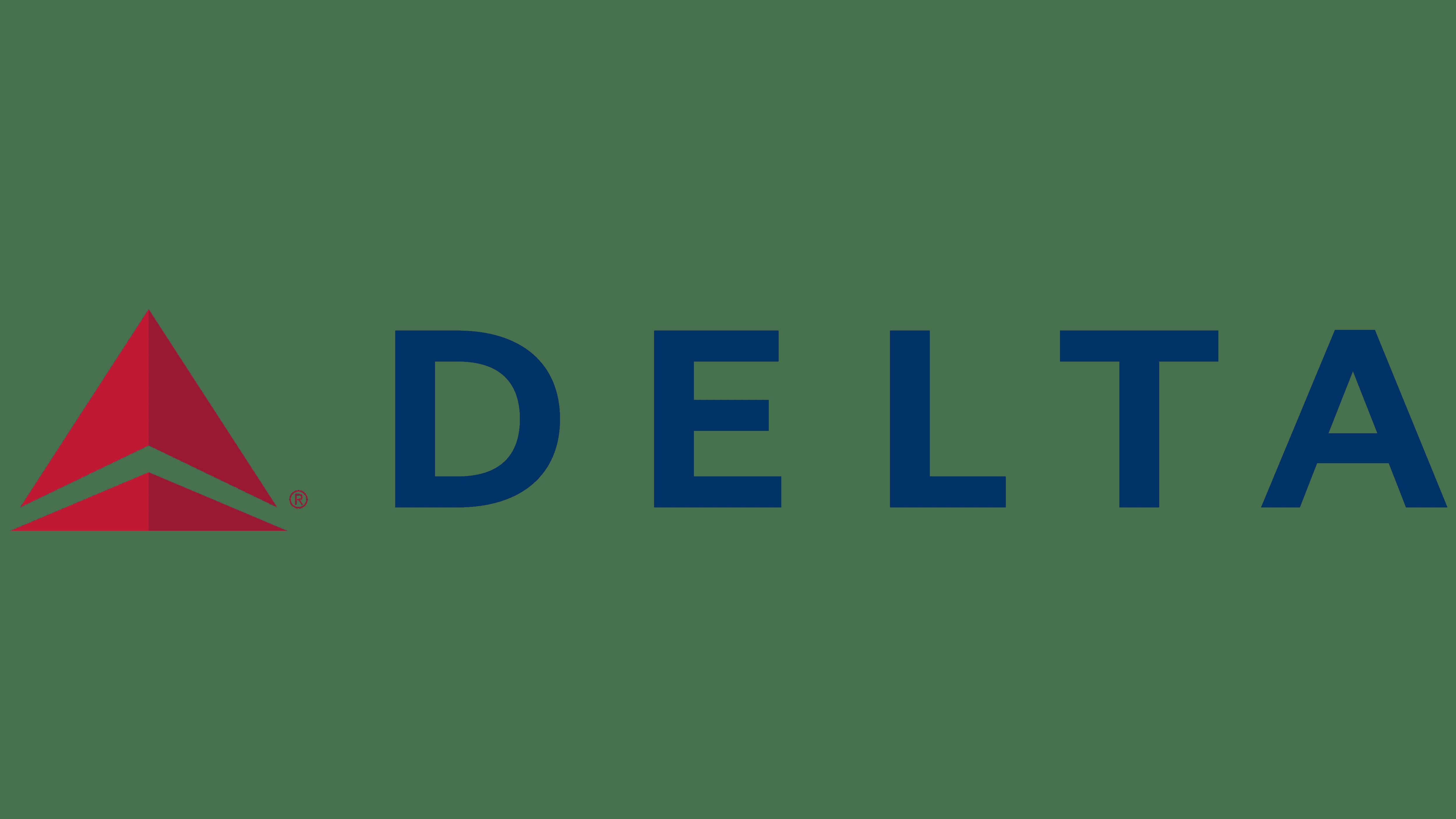 Delta Air Lines Logo Logo