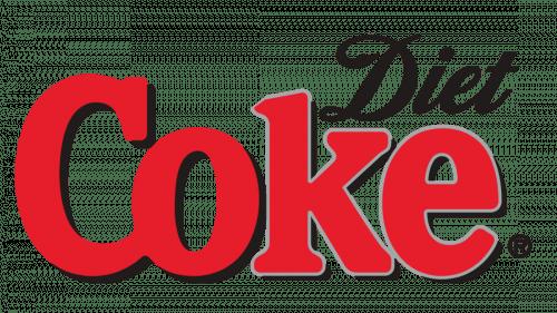 Diet Coke Logo 2002-2007