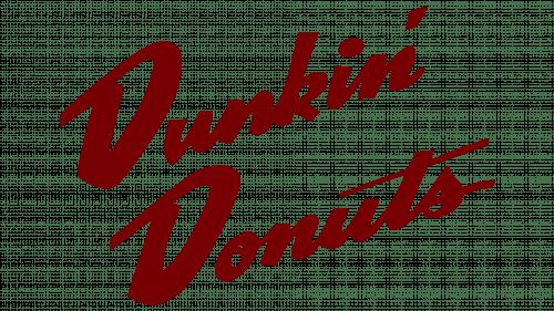 Dunkin Logo 1950
