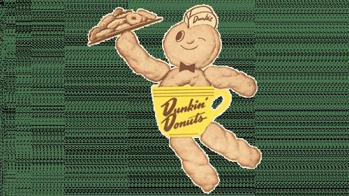Dunkin Logo 1956