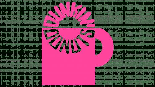 Dunkin Logo 1960