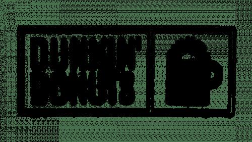 Dunkin Logo 1970