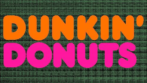 Dunkin Logo 1980