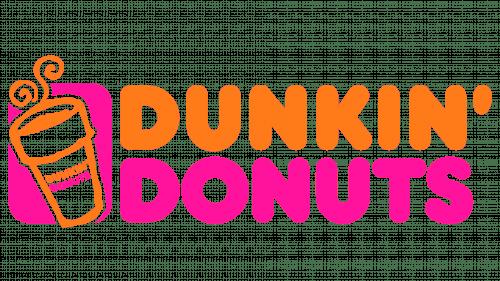 Dunkin Logo 2002