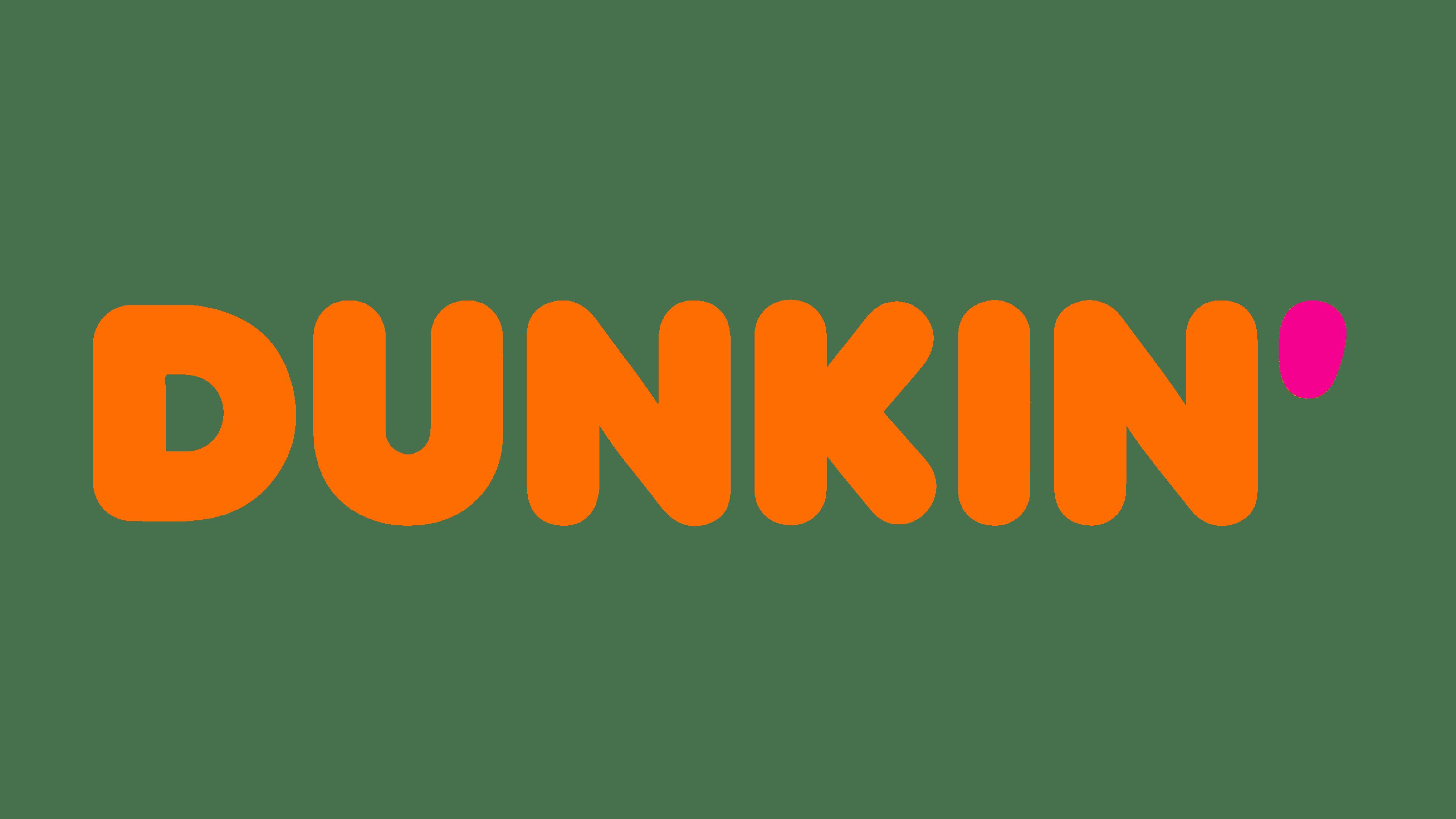 Dunkin' Logo Logo