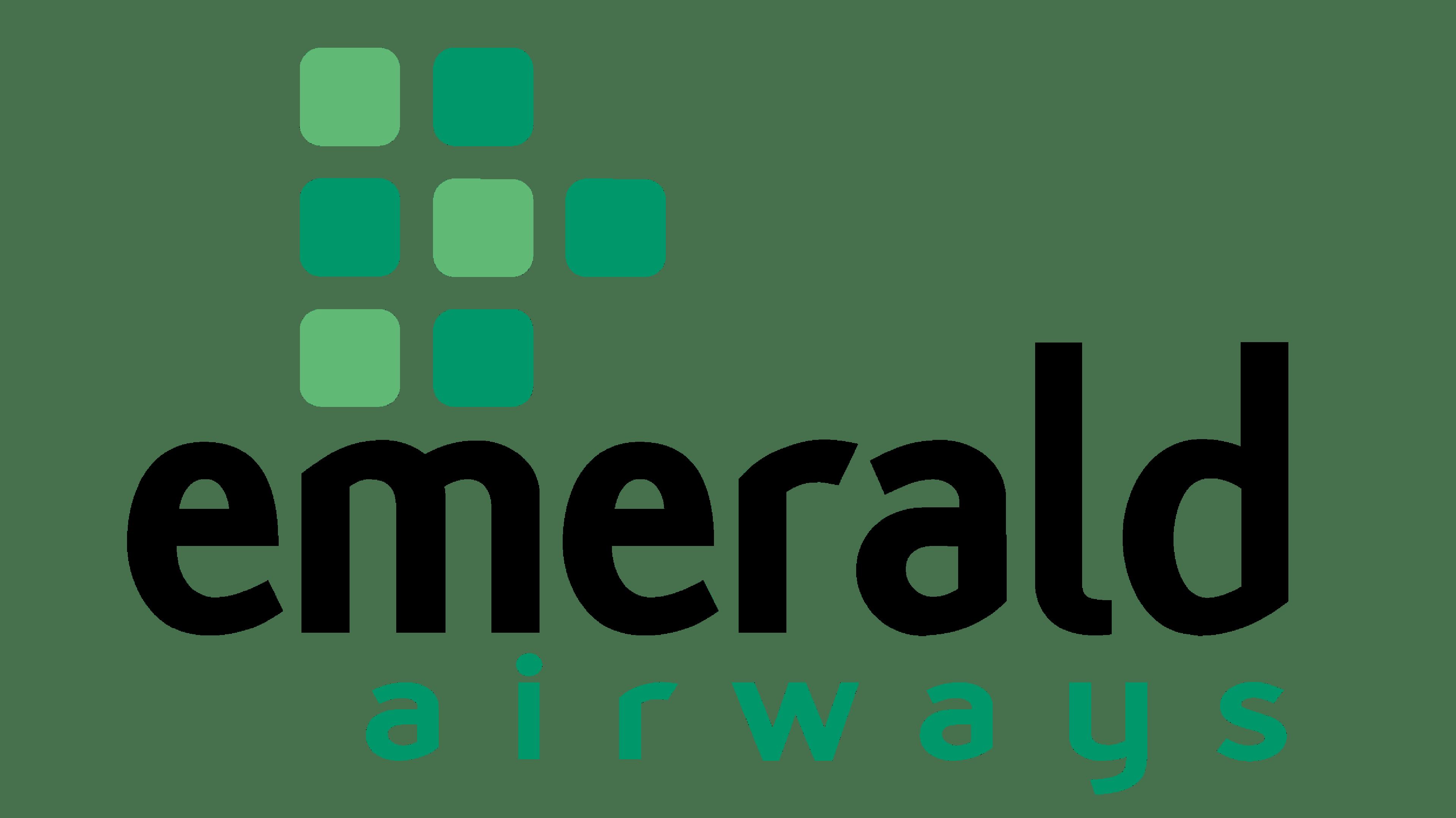 Emerald Airways Logo Logo