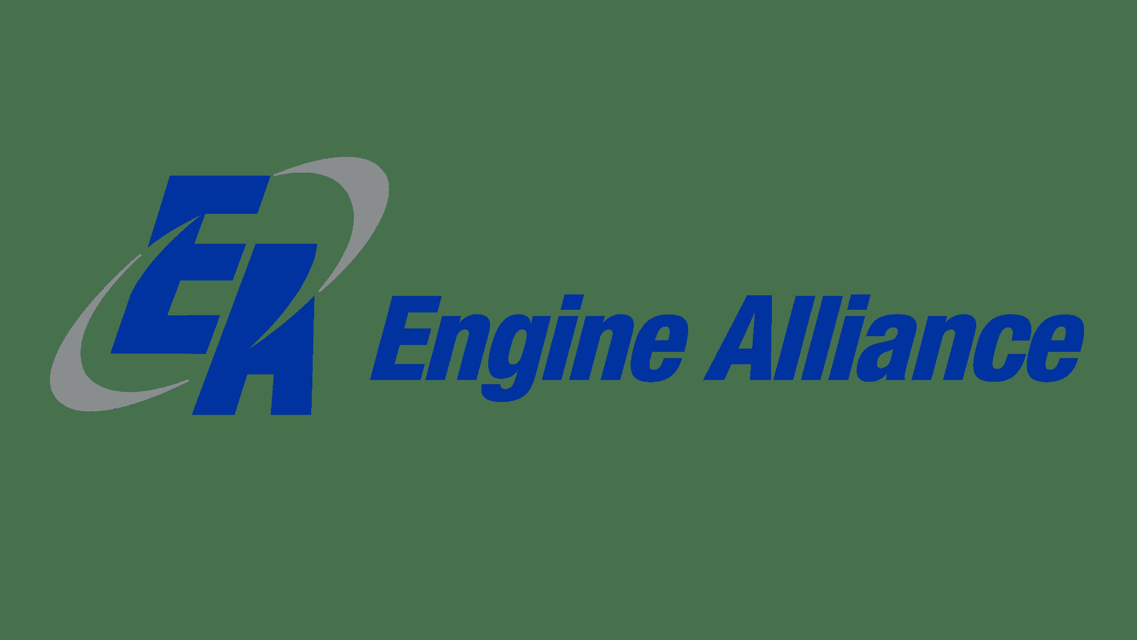 Engine Alliance Logo Logo