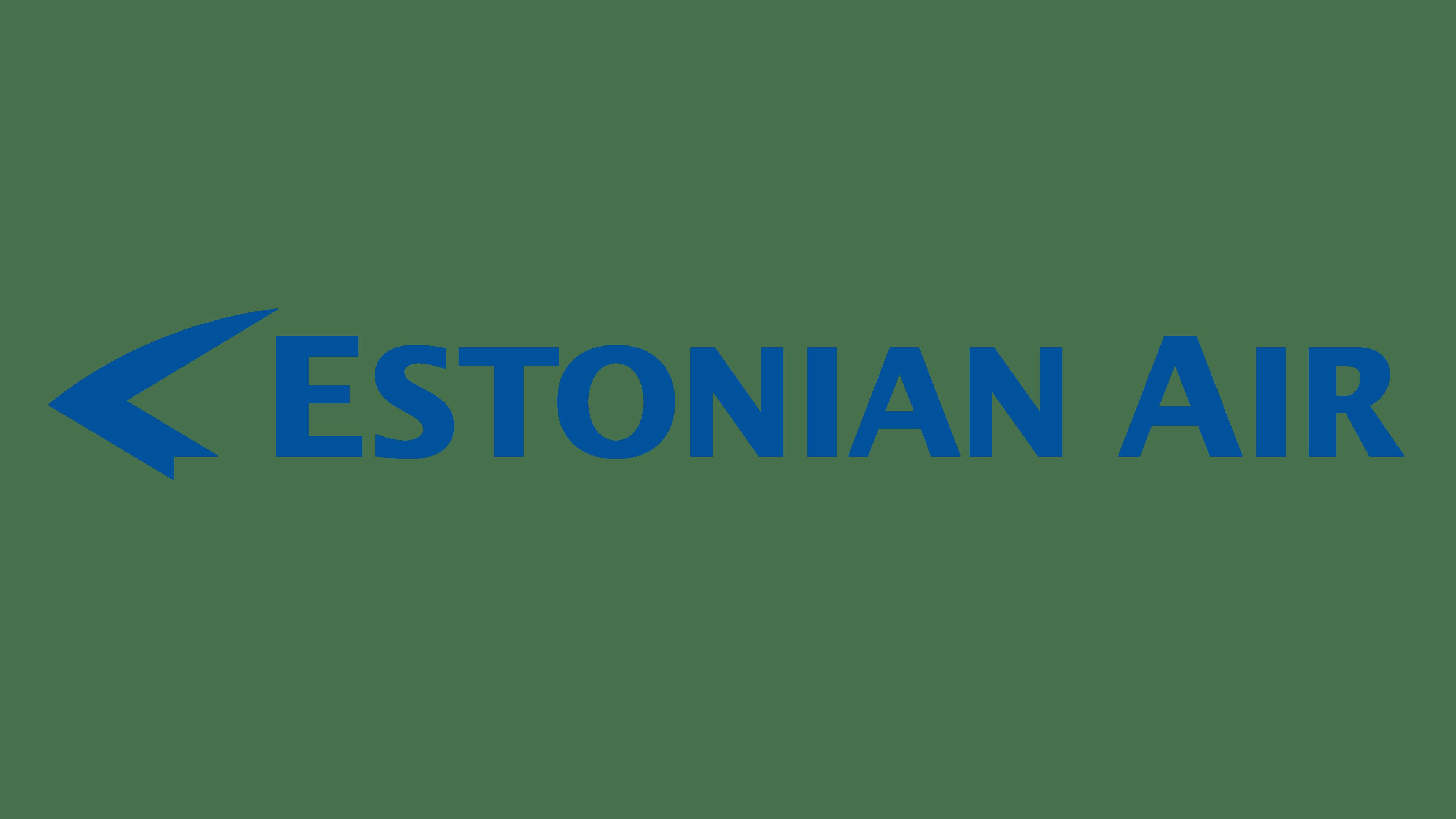Estonian Air Logo Logo