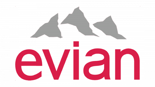 Evian Logо