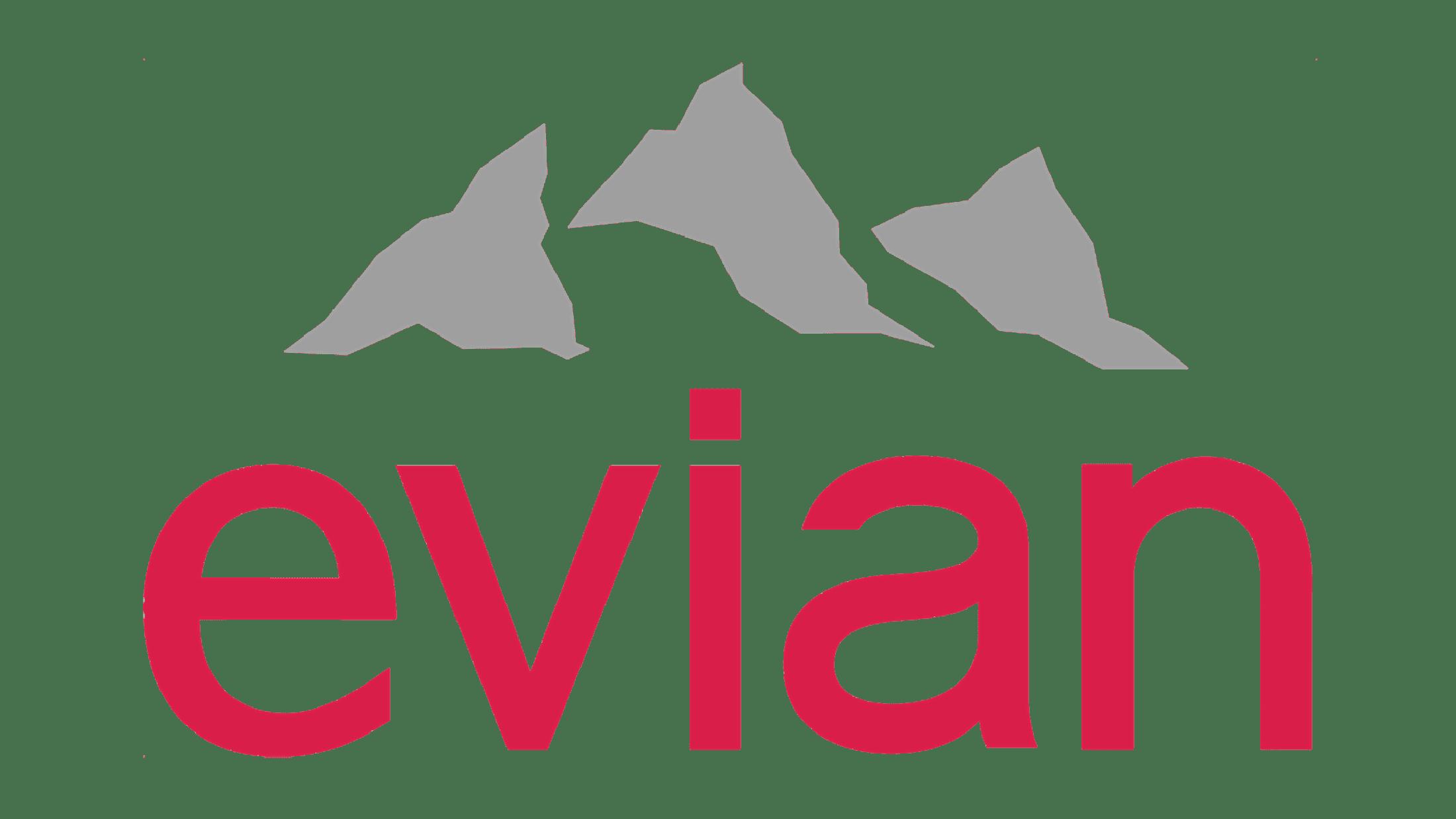Evian Logo Logo