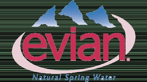 Evian Logo 1999