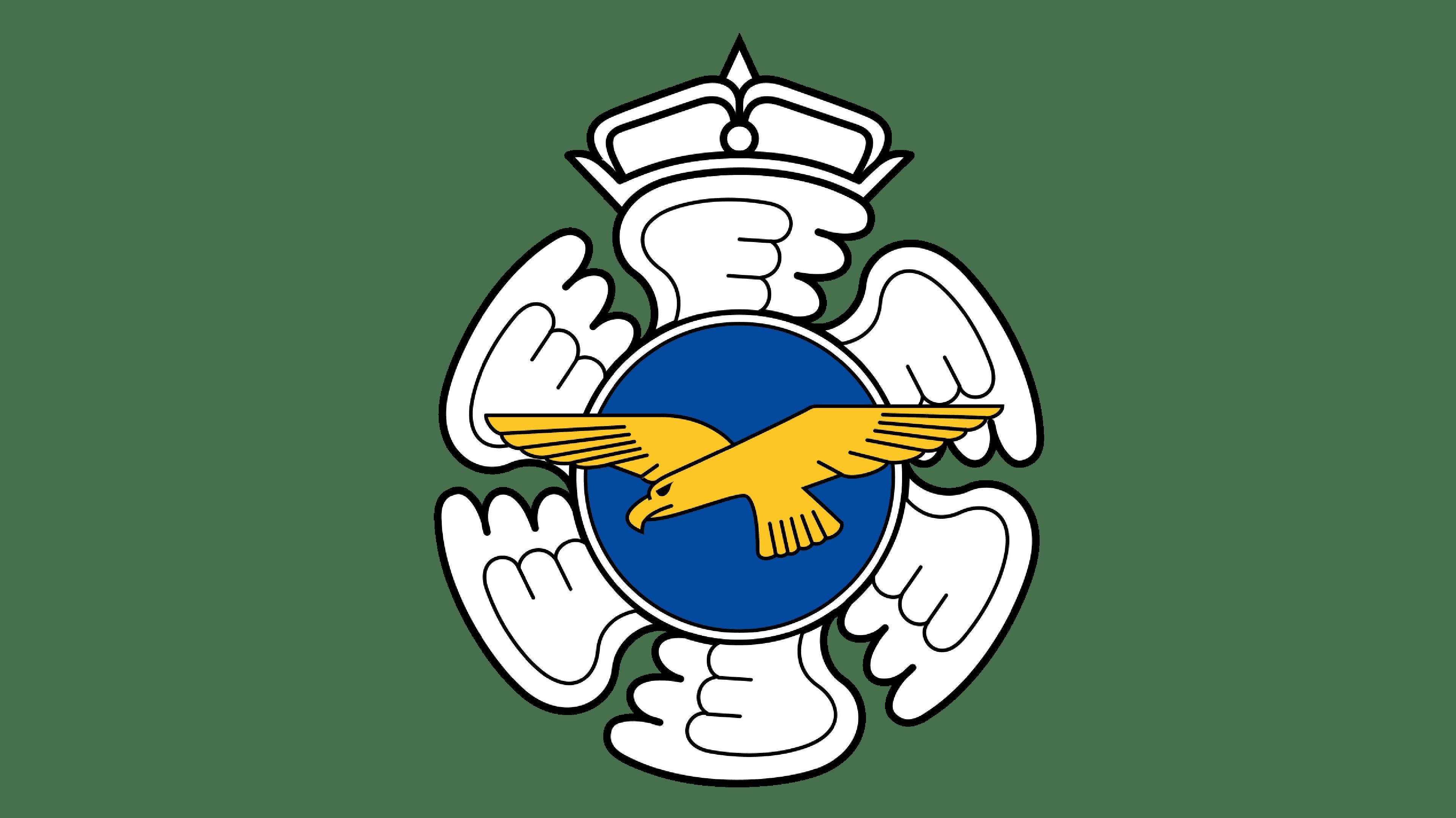 Finnish Air Force Logo Logo